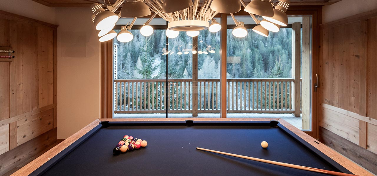 An image of the billiards