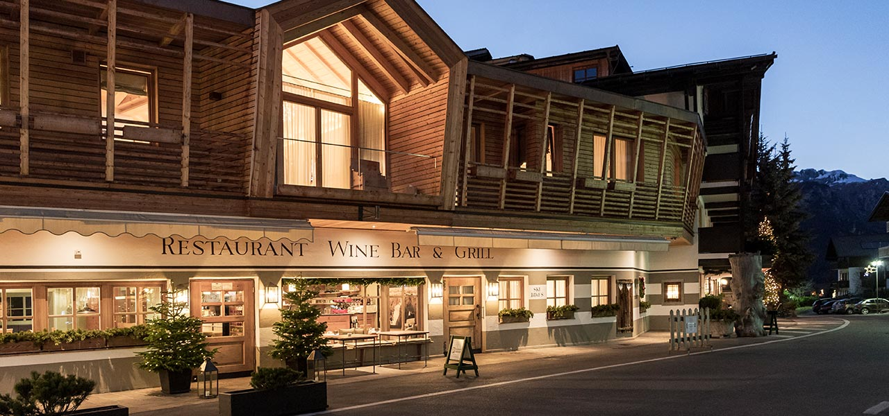 the wine bar & grill restaurant