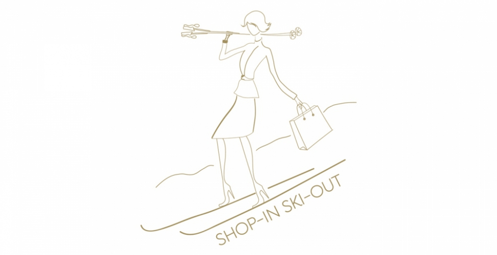 Shop-in Ski-out