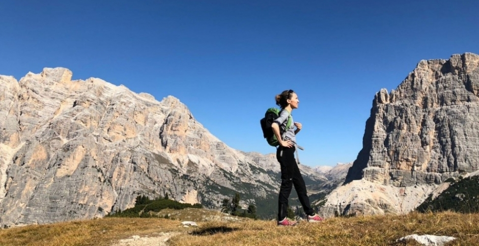 Breath! – Summer and autumn in the Dolomites